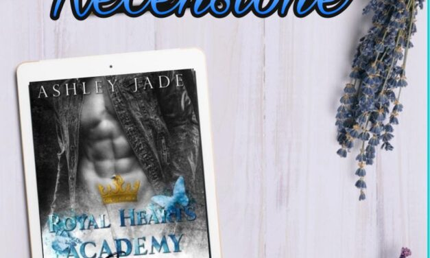 Royal Hearts Accademy – Jace – Ashley Jade, RECENSIONE