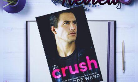 The crush – Penelope Ward, RECENSIONE