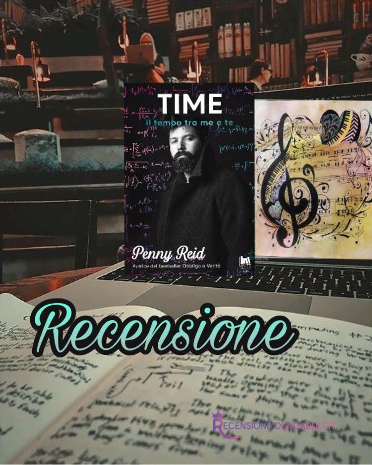Time. Il tempo tra me e te – Penny Reid, RECENSIONE