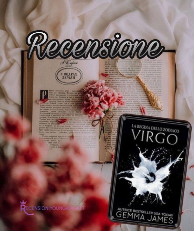 Virgo - Gemma James, RECENSIONE