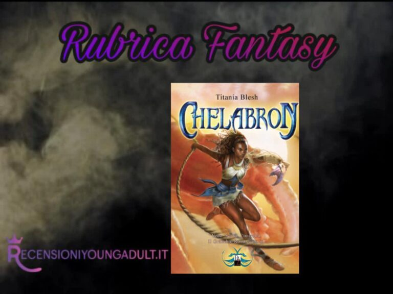 Chelabron - Titania Blesh, RECENSIONE