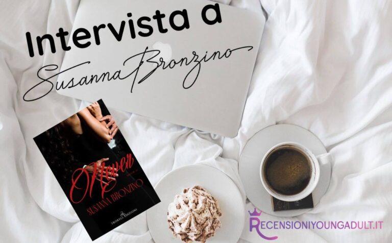 DUE CHIACCHIERE IN COMPAGNIA di Susanna Bronzino