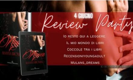Never – Susanna Brovino, RECENSIONE