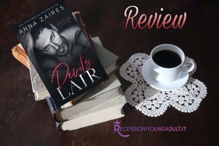 Devil's Lair – Molotov Obsession: Book 1 - Anna Zaires