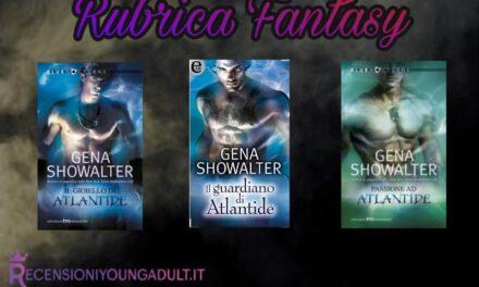 Il guardiano di Atlantide – Gena Showalter, RECENSIONE