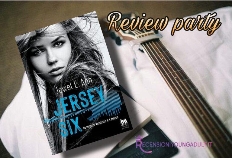 Jersey Six – La miglior vendetta è l'amore - Jewel E. Ann, RECENSIONE