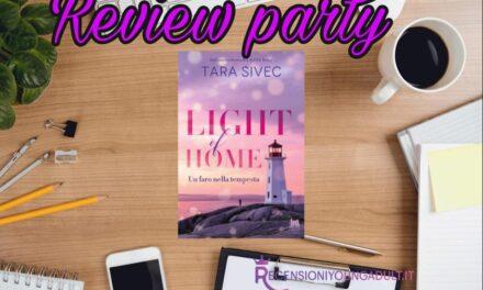 Light of home – Tara Sivec, RECENSIONE