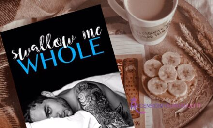 Swallow me whole – Gemma James, RECENSIONE