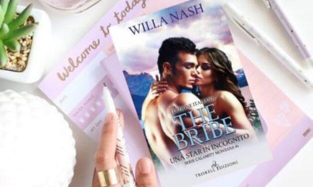 The bribe – Una star in incognito – Willa Nash, RECENSIONE