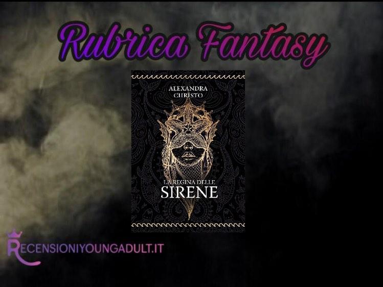 La Regina delle Sirene - Alexandra Christo, RECENSIONE