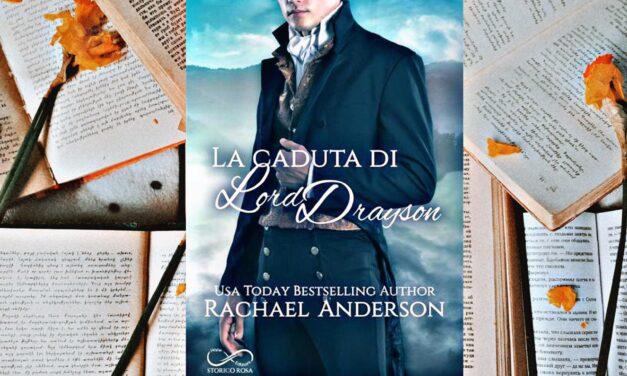 La caduta di Lord Dryson – Rachael Anderson, RECENSIONE