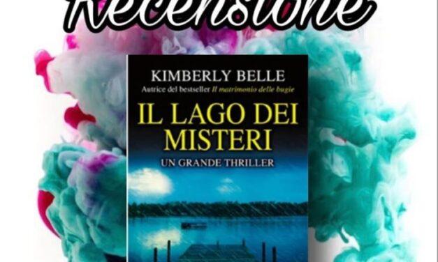Il lago dei misteri –  Kimberly Belle, RECENSIONE