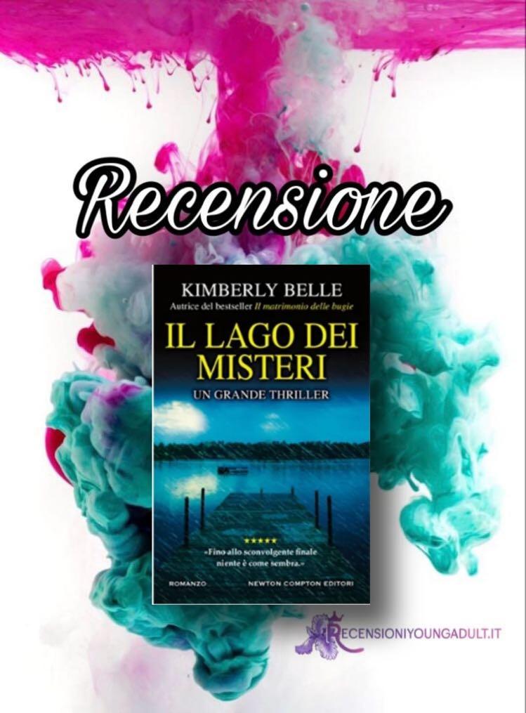 Il lago dei misteri - Kimberly Belle, RECENSIONE
