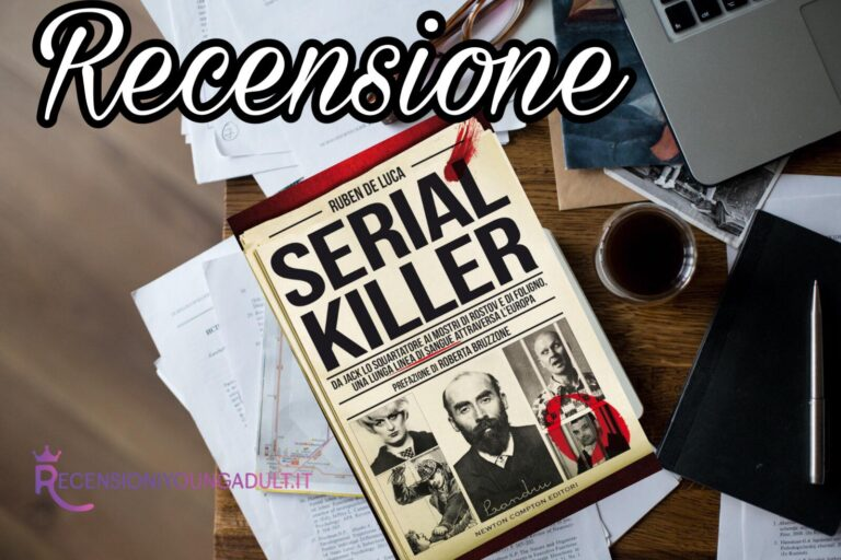 Serial Killer - Ruben De Luca, RECENSIONE